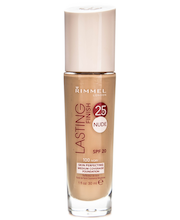 Rimmel 30ml Lasting Finish Nude Foundation SPF20 100 Ivory meikkivoide