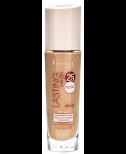 Rimmel 30ml Lasting Finish Nude Foundation SPF20 100 Ivory meikkivoide