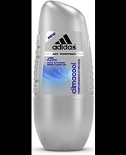 Adidas 50ml Climacool 48h antiperspirantti roll-on miehille