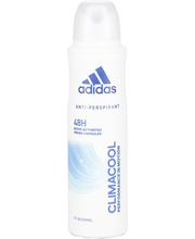 Adidas 150ml Climacool 48h antiperspirantti spray naisille