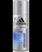 Adidas 150ml Climacool 48h antiperspirantti spray miehille