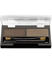 Rimmel 2,4g Brow This Way Brow Sculpting Kit 002 Medium Brown kulmienmuotoilupaletti