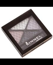 Rimmel 4,2g Glam'Eyes Quad Eyeshadow 023 Beauty Spells luomiväri