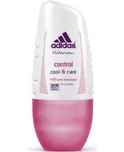 Adidas 50ml Control Roll-On naisille