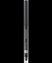 Rimmel 0,28g Exaggerate Waterproof Eye Definer 263 Black Sparkle automaattinen silmänrajauskynä