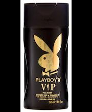 Playboy 250ml VIP suihkugeeli miehille