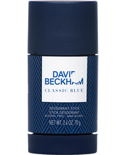 David Beckham 75ml Classic Blue Deostick