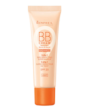 Rimmel 30ml BB Cream Radiance 9-in-1 SPF 20 Light bb-voide