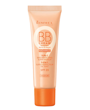 Rimmel 30ml BB Cream Radiance 9-in-1 SPF 20 Medium bb-voide