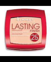 Rimmel 7g Lasting Finish 25hr Powder Foundation 003 Silky Beige meikkivoide