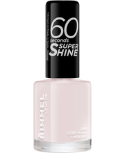 Rimmel 8ml 60 seconds Super Shine 203 Lose Your Lingerie kynsilakka