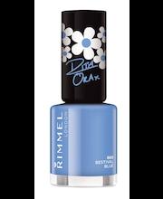 Rimmel 8ml Rita Ora 860 Bestival Blue kynsilakka