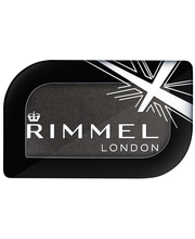 Rimmel 3,5g Magnif'Eyes Mono Eyeshadow  014 Black Fender luomiväri