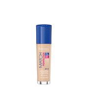 Rimmel 30ml Match Perfection Foundation SPF 20 081 Fair Ivory meikkivoide
