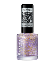 Rimmel 8ml Glitter Medium Coverage 010 Sparkle Every Day kynsilakka