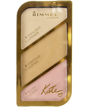 Rimmel 18.5g Kate Sculpting Palette 001 Golden Sands poskipuna