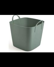 Plastex Tub kantokori 25 l harmaa