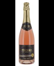 Pierre Sparkling Rosé 0% 75cl kuohuviini
