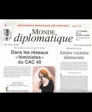 Monde Diplomatique, Uutis- ja talouslehdet