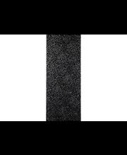 Upofloor Magic kiiltävä musta seinälaatta 20x50 cm