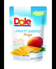 Dole Fruity Snacks 60g Mango Bites, Kuivattuja mangopaloja