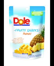 Dole Fruity Snacks 60g Pineapple Bites, Kuivattuja ananaspaloja