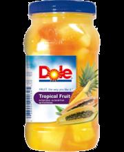 Dole 666/386g Troppista hedelmää (ananasta, papaijaa) mehussa