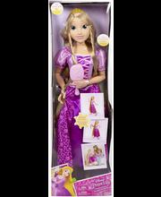 Rapunzel nukke 80 cm