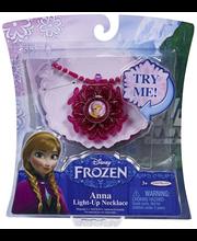 Disney Frozen vilkkuva kaulakoru