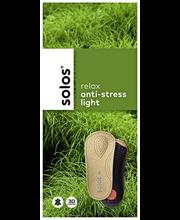 Solos anti-stress light tukipohjallinen koko 38