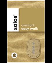 Solos easy walk kantapehmuste koko L
