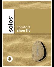 Solos shoe fit päkiäpohjallinen koko 41/42
