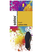 Solos cotton kids froteepohjallinen koko 28