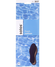 Solos Cotton frotee po...