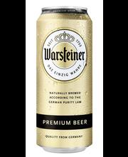 Warsteiner 0,5L Premium Verum 4,7% tölkki olut