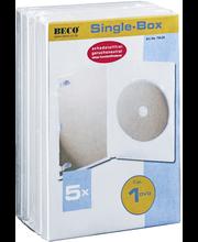 Beco 756.05 DVD-kotelo 5 kpl