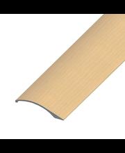 Tarraeritasolista 0-12x38, 2 m valkosaarni