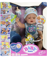 Baby born soft touch poi