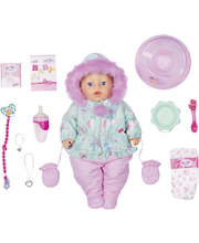 Baby born Soft Touch nukke Winter Edition