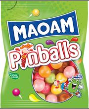MAOAM Pinballs 180g hedelmänmakuinen rae