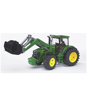 Bruder John Deere 7930 traktori etukuormaajalla