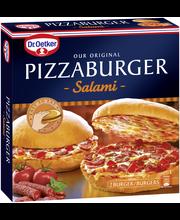 Pizzaburger 365g Salami