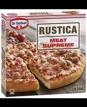 Dr. Oetker Rustica 620g Meat Supreme