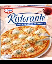 Quattro Formaggi pizza...