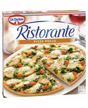 Pollo pizza 355 g