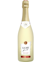 Light Live 0,75l alkoholiton kuohuviini