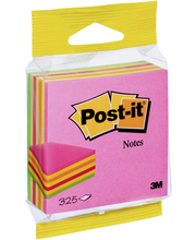 Post-it neon kuutio 20...
