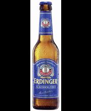 Erdinger Alkoholfrei 0,5 % 12 x 33 cl alkoholiton vehnäolut