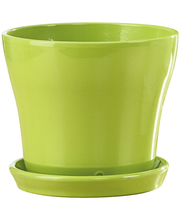 Scheurich sisäruukku 19 cm tropical green vihreä