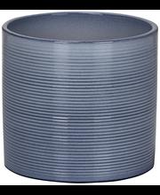 Scheurich sisäruukku 14 cm washed denim sininen
